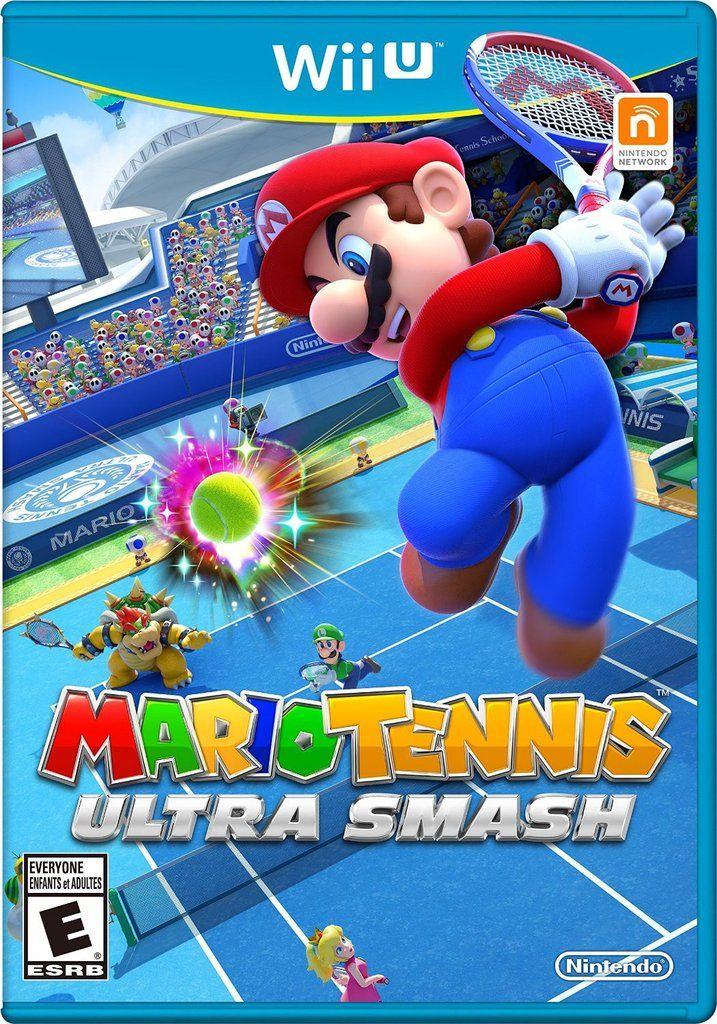 Mario Tennis: Ultra Smash For Wii U (Physical Disc) for only $35.95 https://www.gamecheap.com/products/mario-tennis-ultra-smash-wii-u-physical-game-disc-us?utm_content=bufferd4d66&utm_medium=social&utm_source=pinterest.com&utm_campaign=buffer via Game Cheap #gamecheap #Supermariotennis