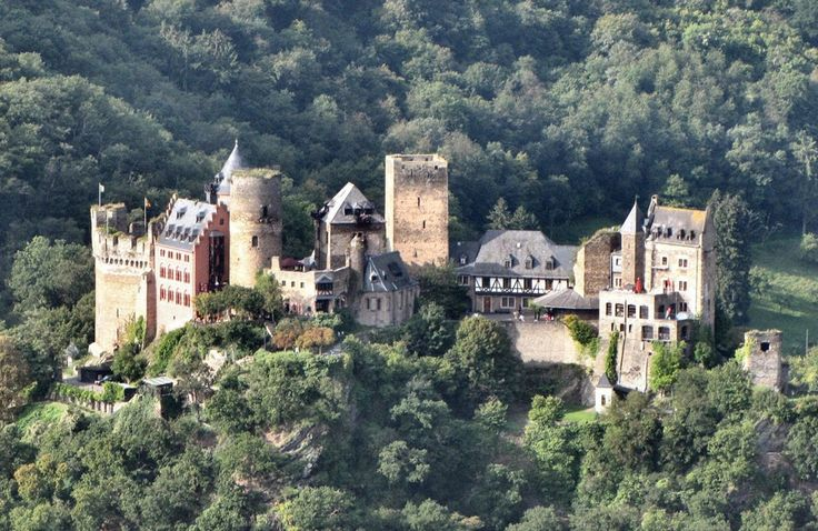Schonburg Castle