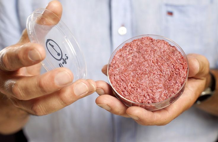 Lab-Grown Meat May Save a Lot More than Farm Animals' Lives - NEWS ARTICLE Keeping up with the demand for meat worldwide could one day ruin the planet. But teams of scientists are hard at work growing animal-free burgers, chicken, turkey, and fish that are sustainable, healthy, and, some say, pretty delicious.
