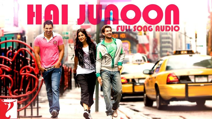Treasure the precious gift of friendship! Get your good times rolling with the full song audio of 'Hai Junoon' from the film 'New York'.  Song Credits: Singers: KK Music: Pritam Lyrics: Sandeep Shrivastava  Movie Credits: Starring: John Abraham, Katrina Kaif, Neil Nitin Mukesh, Irrfan...
