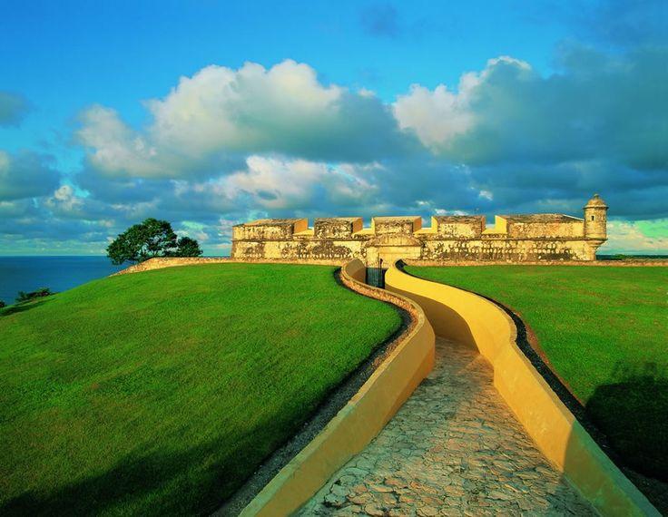 El Fuerte San José, en la Ciudad amurallada de Campeche
