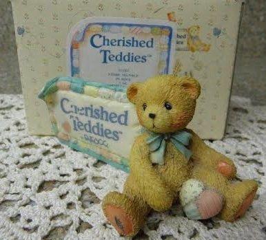 Enesco Cherished Teddies Store Signage adorable by likesteel, $6.00