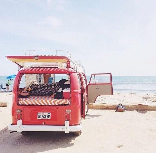 beach mobile.