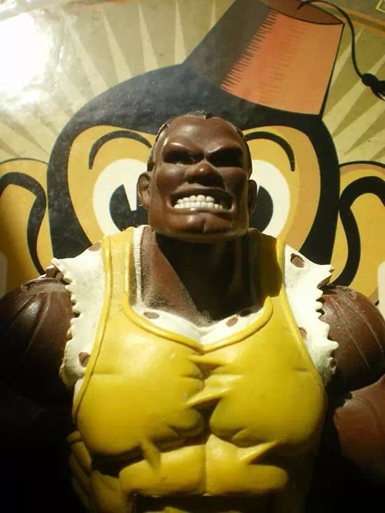 #streetfighter #balrog #toys
