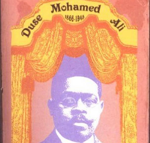 7 Facts About Marcus Garvey's Friend, Duse Mohamad Ali You May Not Know