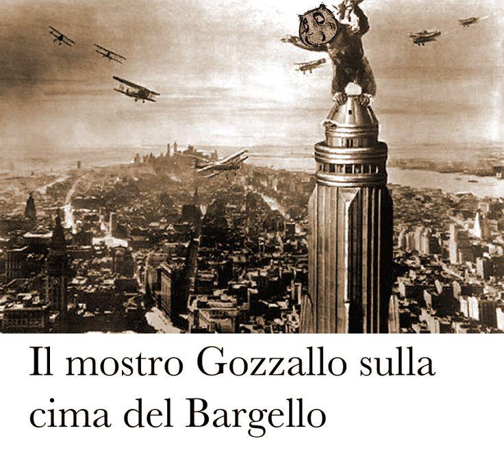 """Supermegaboy - Ep. 34: """"Sulla cima del Bargello"""" - Il mostro Gozzallo sulla cima del Bargello"""