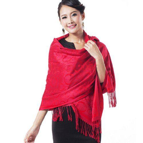 Fashion Women Printing Pattern Scarf Warm Soft Long Wrap Shawl Scarves with Tassels one size,Red Fancy Dress Store,http://www.amazon.com/dp/B00JXD1HGQ/ref=cm_sw_r_pi_dp_sCExtb0XEV54HMP2