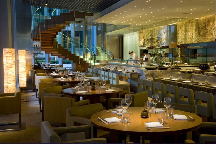 zuma restaurant hong kong - Google Search