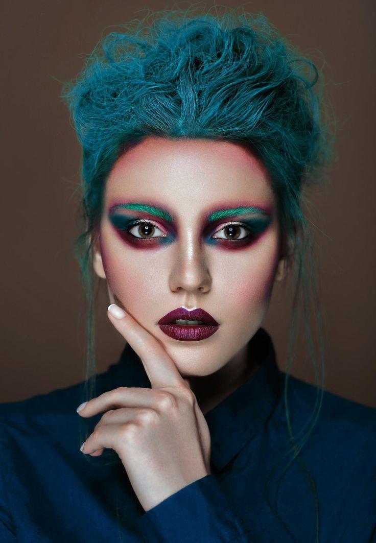 Fashion Makeup: 17 Of 2017's Best High Fashion Makeup Ideas On Pinterest