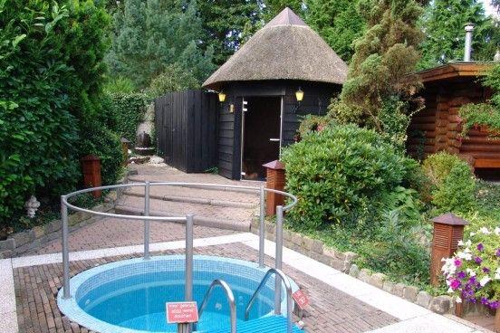 Dompelbad bij Sauna & Beauty de Veluwe