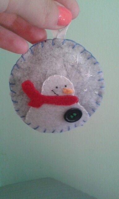 Felt Craft 4 Christmas!