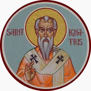St Ignatius Of Antioch | http://saintnook.com/saints/ignatiusofantioch | Saint Ignatius of Antioch Thumbnail