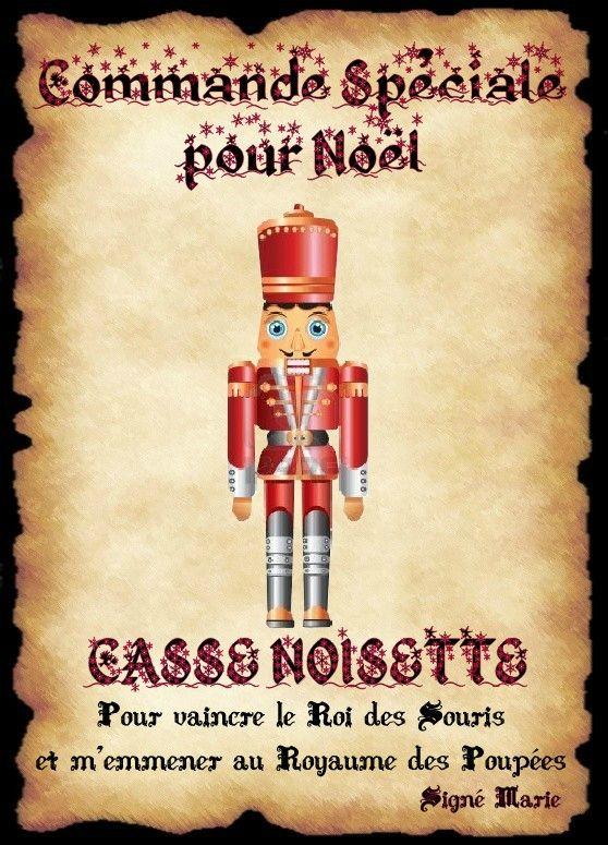 affiche casse noisette