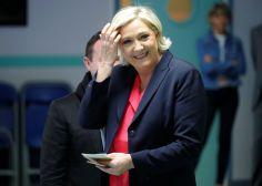 Un sondage de 1er tour donne Marine Le Pen largement en tête à Hénin-Beaumont