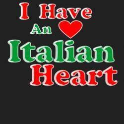 Italian heart!