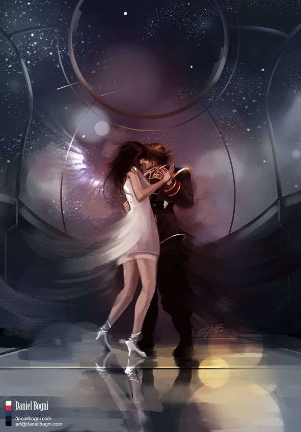 Waltz for the Moon - Final Fantasy VIII - Fanart by danielbogni.deviantart.com on @DeviantArt
