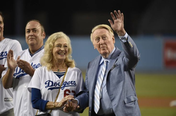 Vin Scully - Simply the Best (1994-Today) Part 3   Dodgers Nation