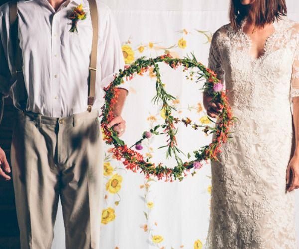 Matrimonio Hippie Uomo : Matrimonio hippie chic tutti i suggerimenti idee per