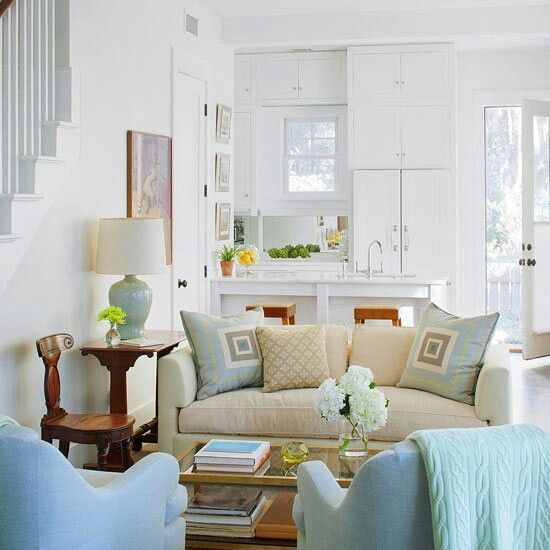 big furniture small room. float furniture in a small room create sense of movement and make feel big