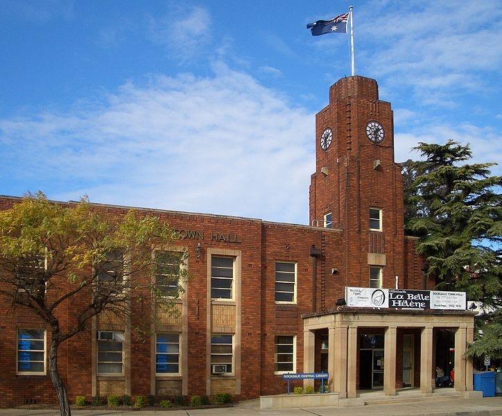Town Hall - Rockdale