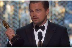 Noticias Que Te Informan: Leonardo DiCaprio olvidó su Oscar en un bar