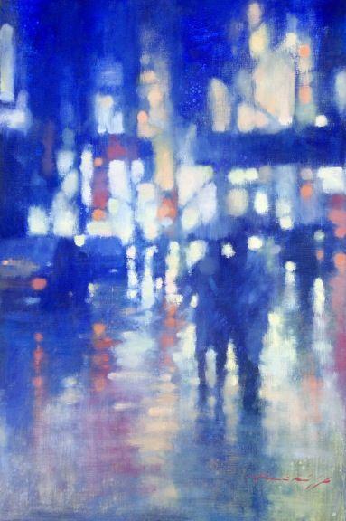 Rainy Night (David Hinchliffe)