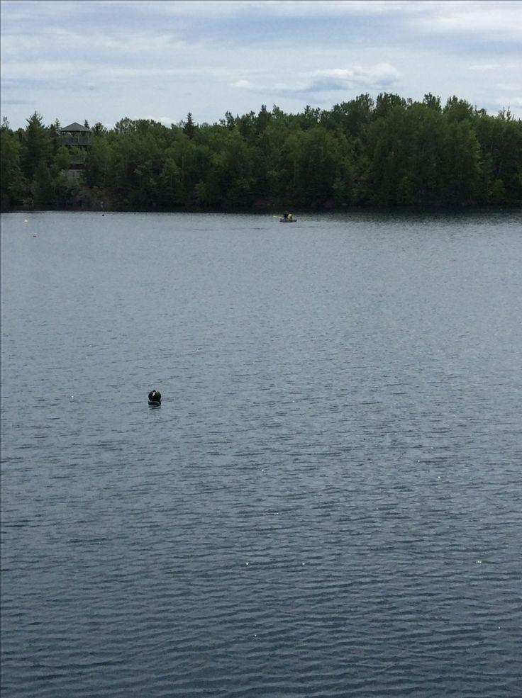 Atlas lake, Northern NB