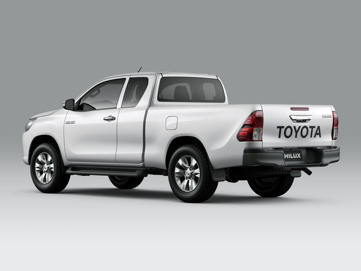 2017 toyota hilux extra cab pick up pinterest toyota hilux and toyota. Black Bedroom Furniture Sets. Home Design Ideas