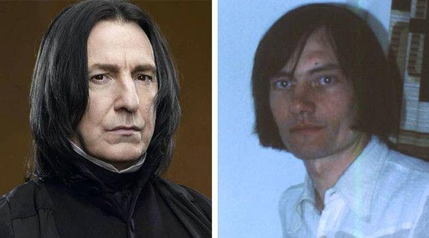 Professor Snape basiert zu großen Teilen auf J.K. Rowlings altem Chemie-Lehrer. | 37 Fakten, die Dich komplett neu auf Harry Potter schauen lassen