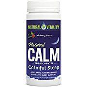 Amazon.com: Customer Reviews: Natural Vitality Natural Calm, Orange, 16 Ounce
