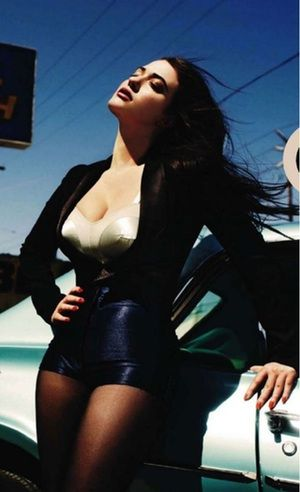 Someone Forgot to Tell Her to ... is listed (or ranked) 5 on the list The 28 Hottest Pics of Kat Dennings