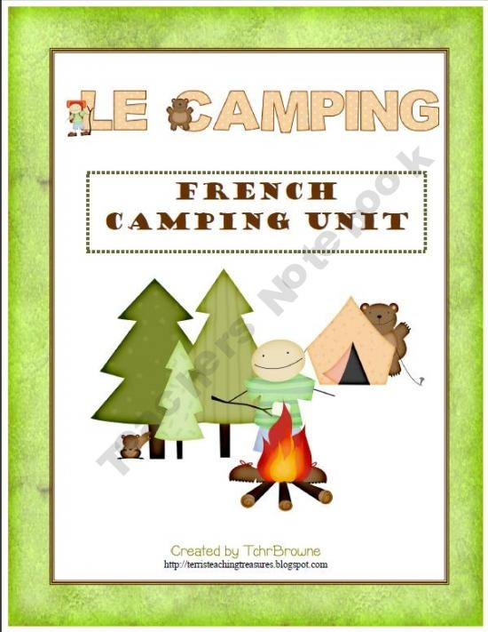 French Camping Unit