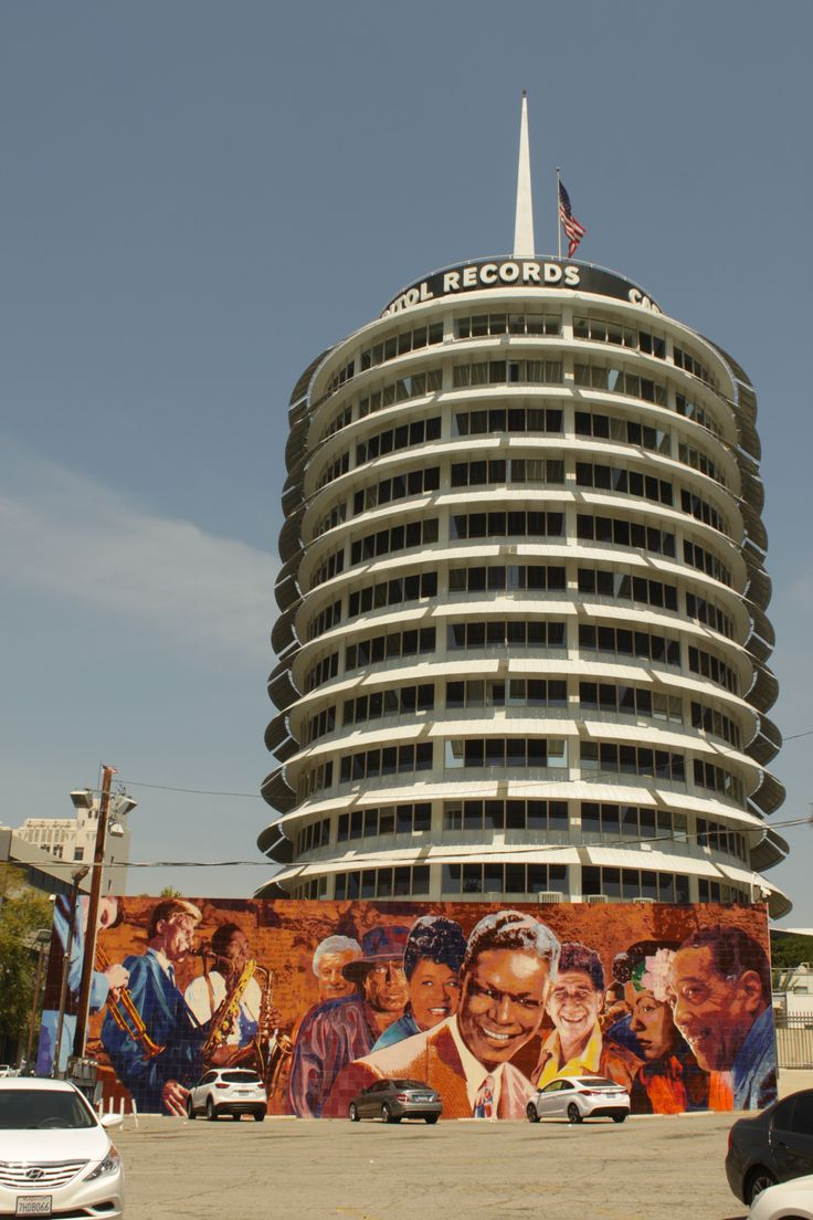 Capitol Records Hollywood, CA