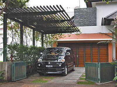 40 Gambar Model Kanopi Rumah Minimalis - Pemasangan kanopi dihalaman rumah pada saat ini memang bukan lagi hal yang aneh. Banyak rumah baik...