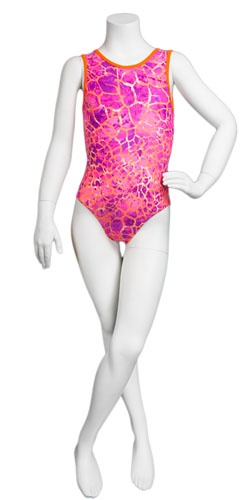 Destira: New World Pink Leotard - destira.com $41.99 #destira #leotard #gymnast #gymnastics #pink #spring #girls