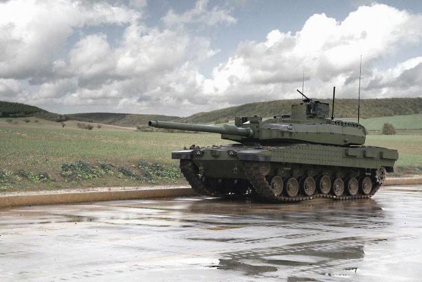 """Otokar'da """"Altay Tankı"""" Yükselişi - http://eborsahaber.com/gundem/otokarda-altay-tanki-yukselisi/"""