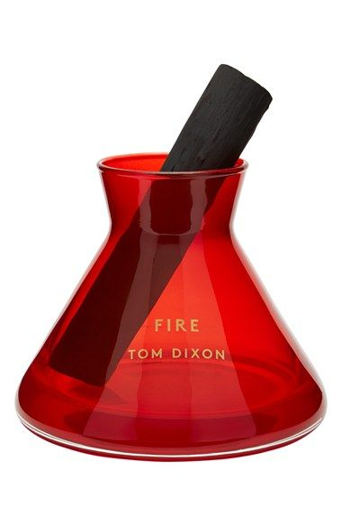 Tom Dixon 'Fire' Charcoal Stick Diffuser available at #Nordstrom