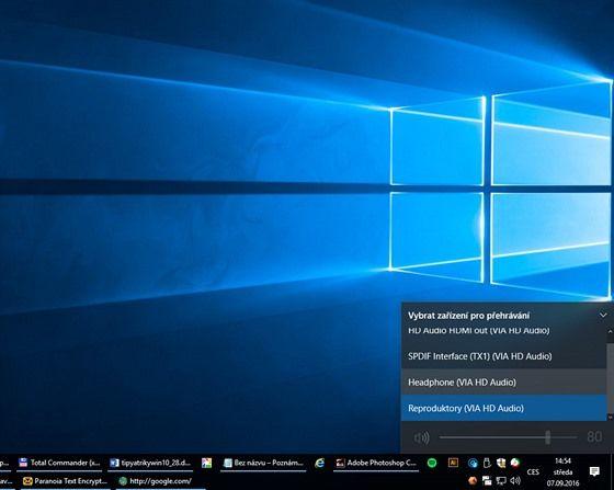 Tipy a triky pro Windows 10