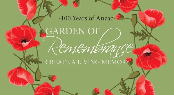 In 2015, we honour the Centenary of Gallipoli, 100 years of Anzac and what better way to show commemorate then to create your living memory, a garden of remembrance.  There are many plants that not only symbolise the Anzac spirit, but are living history, bought back by returning veterans 100 years ago from the battle fields. These plants invoke both visual and sensory reminders of the sacrifices those before us have made. Let us share them with you #anzac #100years #rosemary #aboutthegarden…
