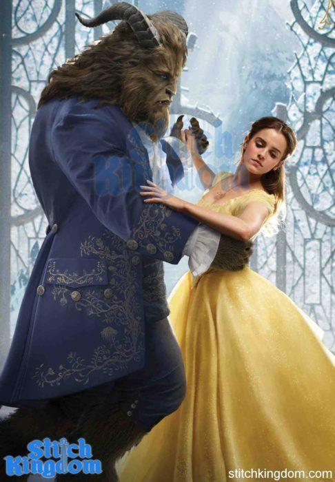 La Bella e la Bestia: un primissimo e completo sguardo ai protagonisti