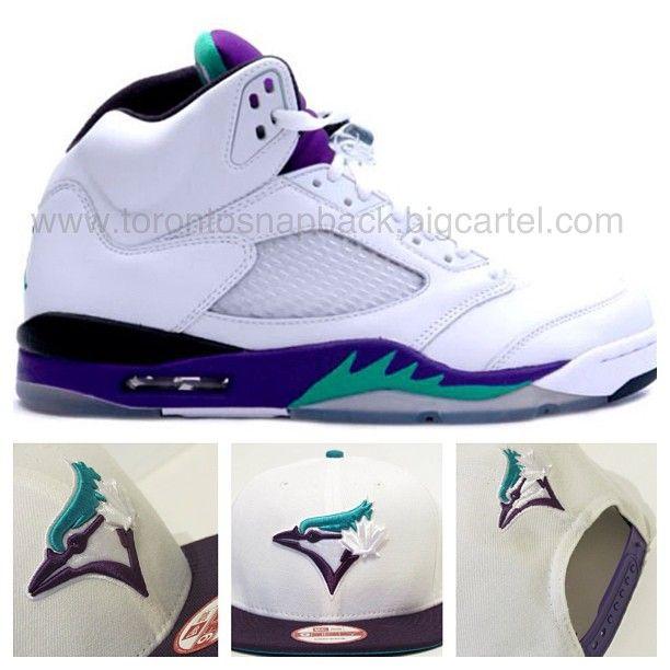 Air Jordan 5 Retro Grape White New Emerald-Grape Ice-Black,Grape 5 Grape