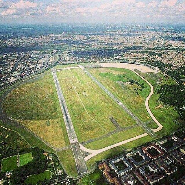 Tempelhofer Feld, TOPOS Planung, Berlin
