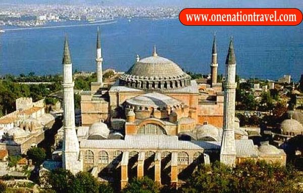 Going to Turkey? Here is 5 min beginners guide to Turkey www.onenationtravel.com #Travel #Turkey #Tips #Vacations #Tours #hagia-sophia-istanbul