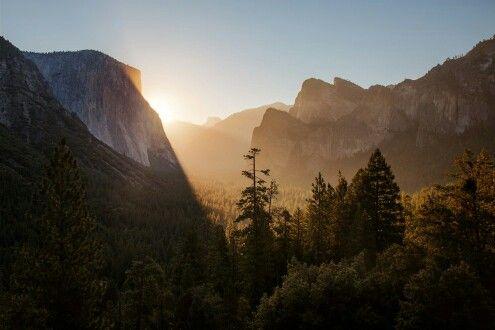 Национальный парк Йосемити, штат Юта. Автор фото — Максим Летовальцев,участник фотоконкурса «Красота по-американски», проводимого авиакомпанией Delta.