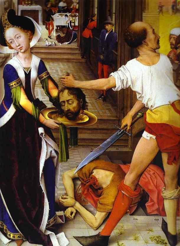 St. John the Baptist Beheaded