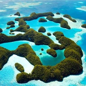 365 WONDERS OF THE WORLD: #50  Republic of Palau is scenically magical. For such a tiny area of land it packs a big punch.  The country's population of around 21,000 is spread across 250 islands.  Read more here>> http://www.travelstart.co.za/lp/oceania/flights  #365wondersoftheworld #Palau #Oceania