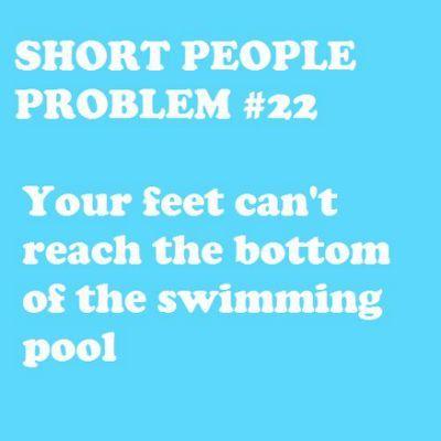 Short People Problems | Short