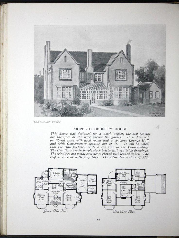 411 best english tudor images on pinterest | vintage houses, house