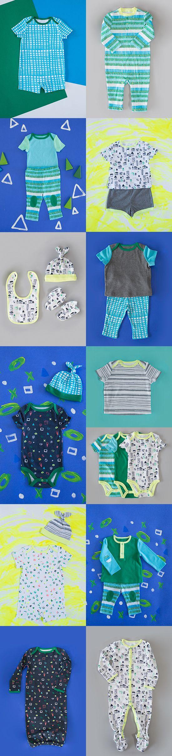Oh Joy for Target - baby boy apparel