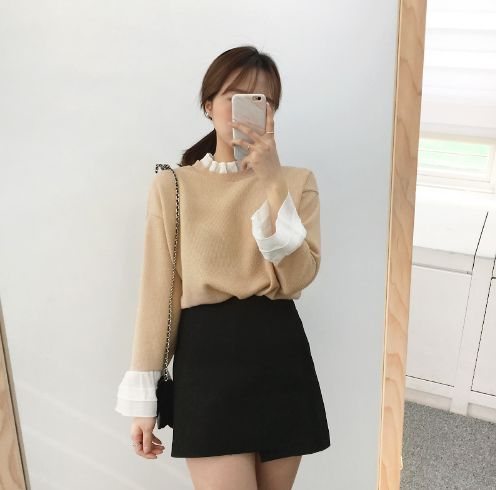 Follow me for more k-fashion ♡